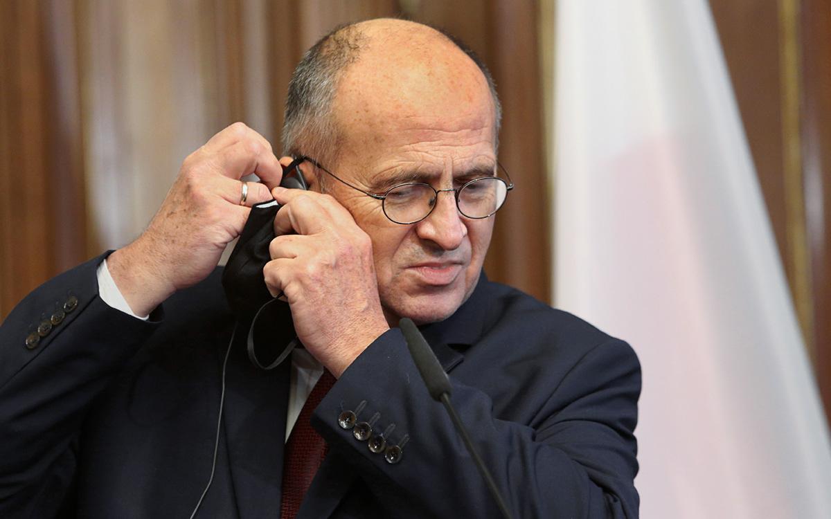 Глава МИД Польши прибыл в Киев из-за угрозы миру на украинских границах