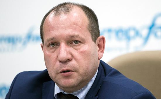 Глава «Комитета по противодействию пыткам» ИгорьКаляпин