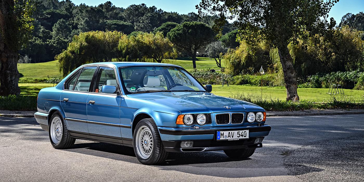 BMW 5-Series E34 (1987-1995)