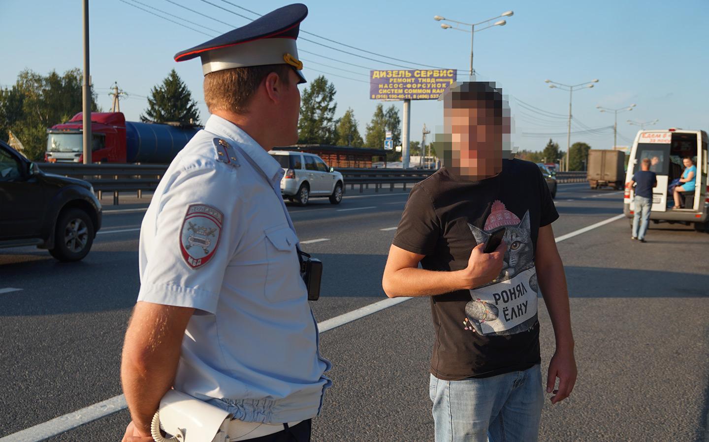 <p>Если инспектор заподозрил автомобилиста в употреблении алкоголя, то последнему лучше не отказываться от анализа.</p>