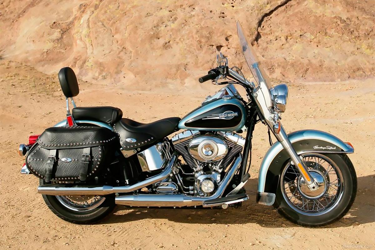 <p>Harley Davidson</p>