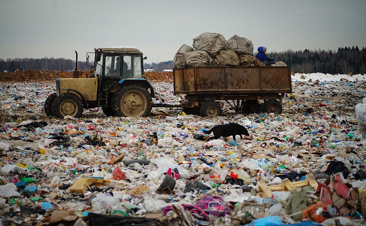 Хроники дурдома. Куда повезут московский мусор