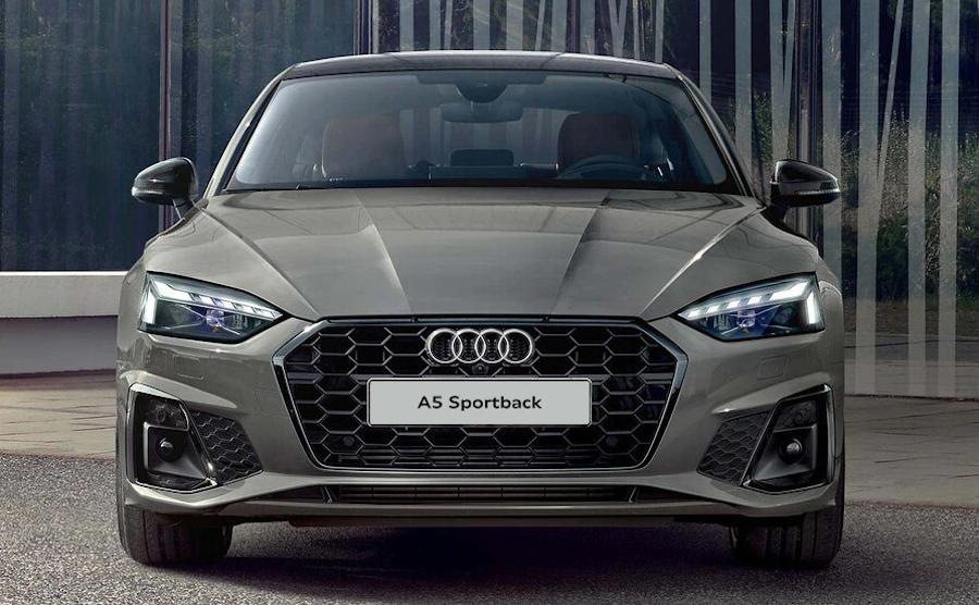 Это Audi A5