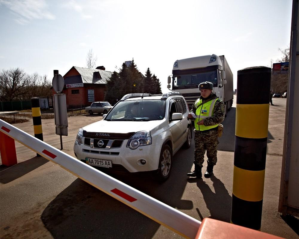 Между Крымом и Украиной установили государственную границу