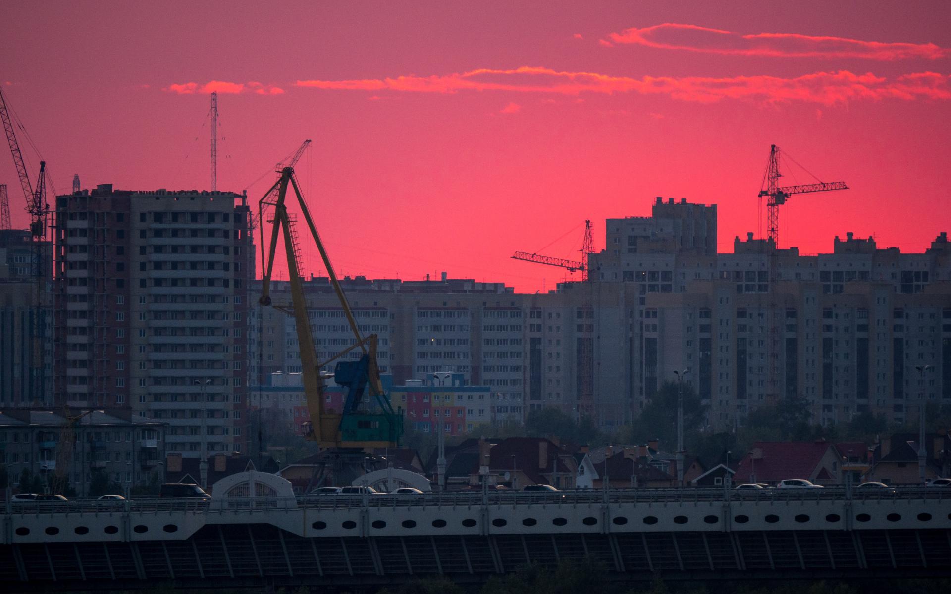 В Омской области средний срок задержки ввода новостроек составляет 31,7 месяца. Это третий показатель после Ингушетии и Мурманской области, где почти не строят многоквартирные дома