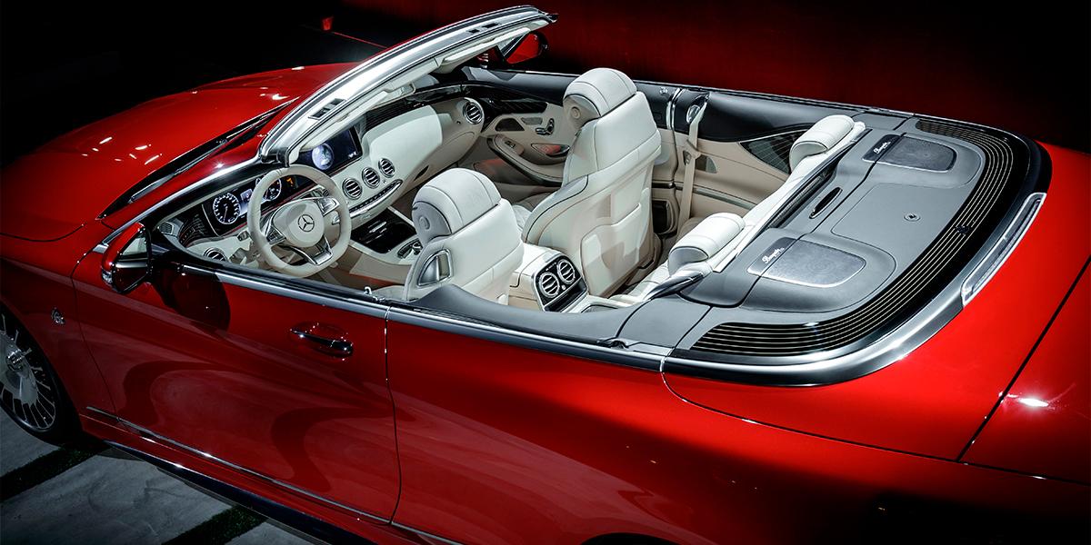 Mercedes-Maybach S650 кабриолет