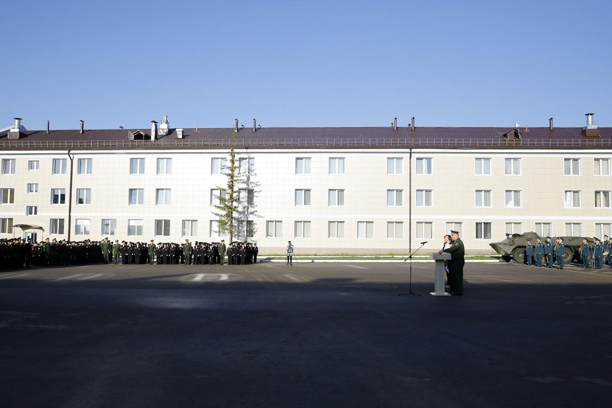Фото: Сайт Пермского суворовского военного училища Министерства обороны РФ
