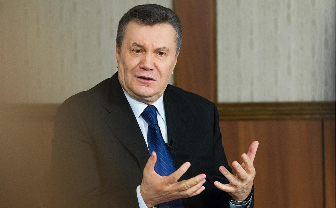 Бывший охранник Януковича дал показания о его бегстве в Россию