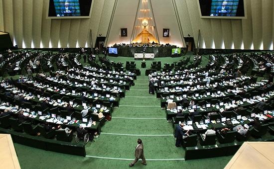 Заседание парламента Ирана