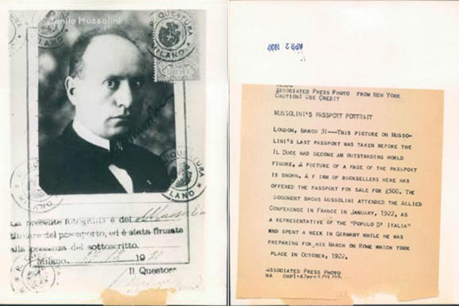 Фото:passport-collector.com