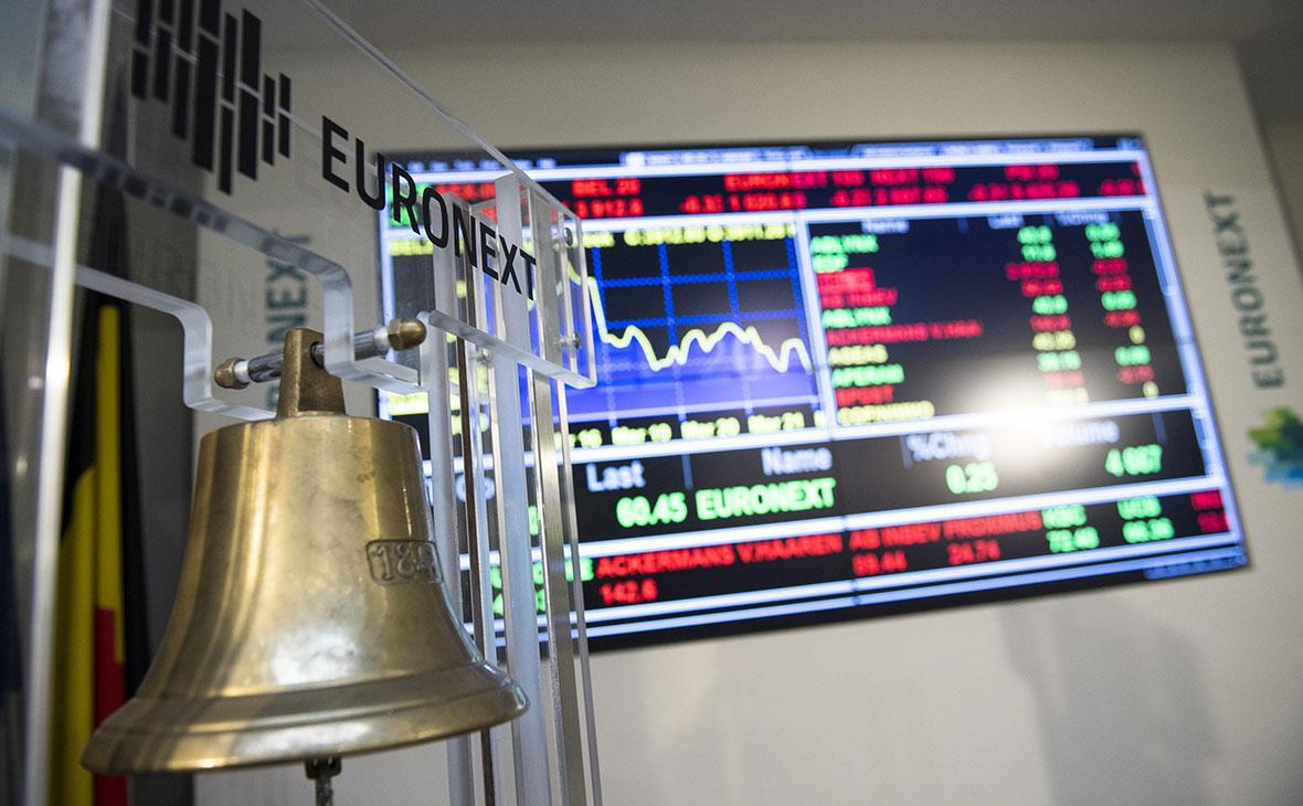 Брюссельская фондовая биржа NYSE Euronex
