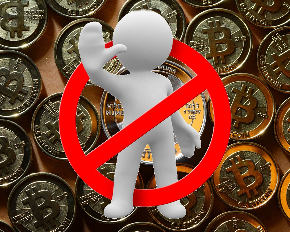 Центробанк запрети биткоины создать своего советника форекс