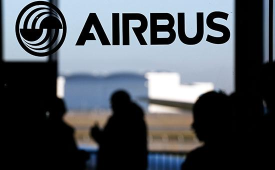 Логотип компании Airbus