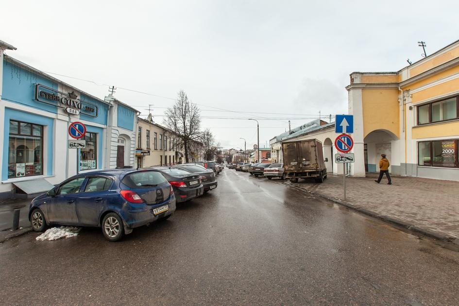 Владимир. Девическая улица