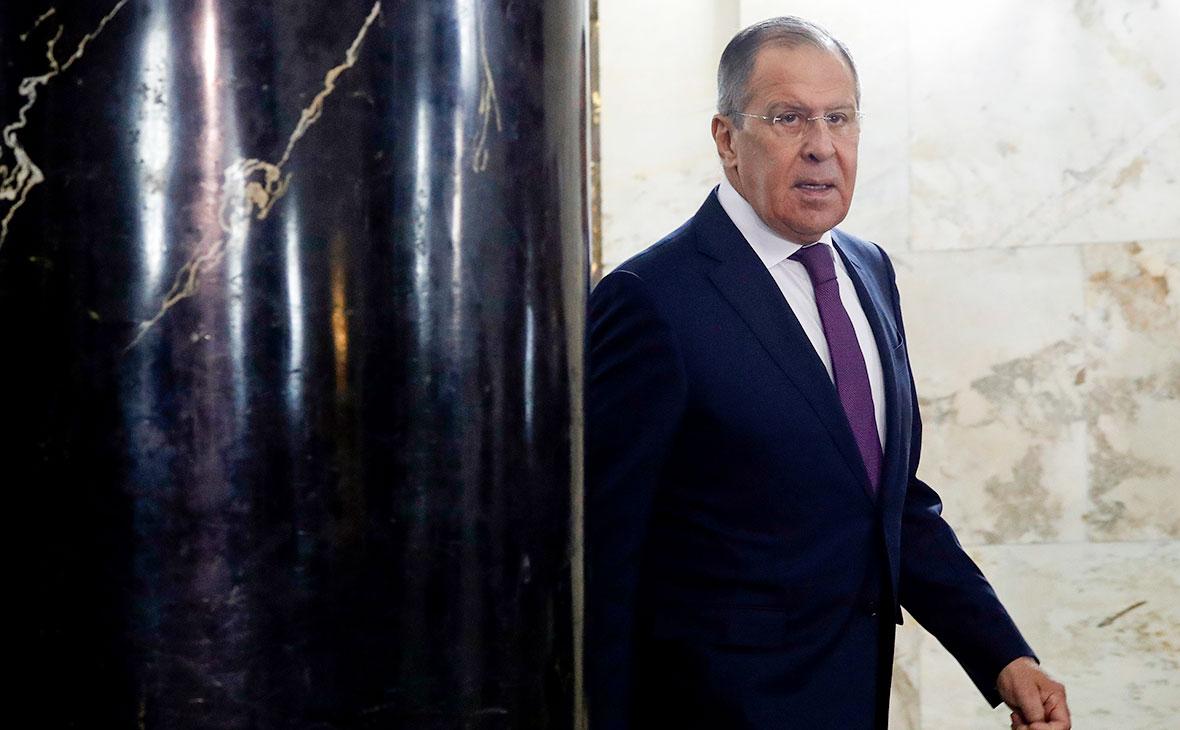 Лавров рассказал о планах США обособить кусок Сирии
