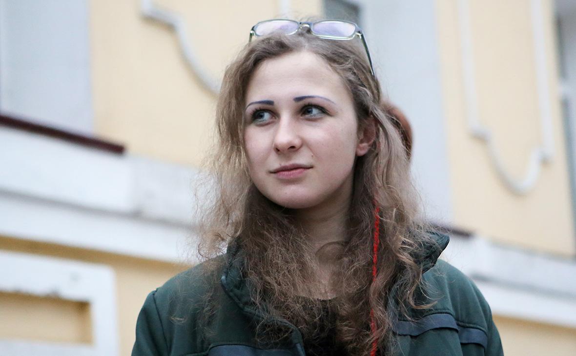 Мария Алехина