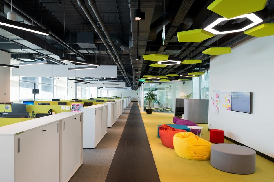 Гран-при Best Office Awards—главная награда церемонии аdidas Group / архитектурное бюро ABD architects