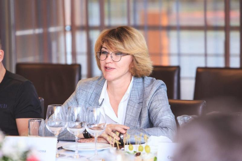Любовь Антонова,главный редактор журнала «Королевские ворота»