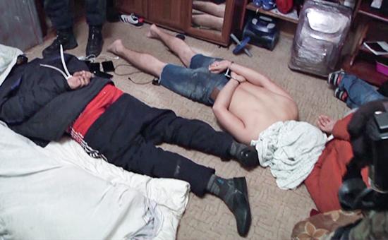 СМИ сообщили о попытке устроить в Москве теракты по «парижскому сценарию»