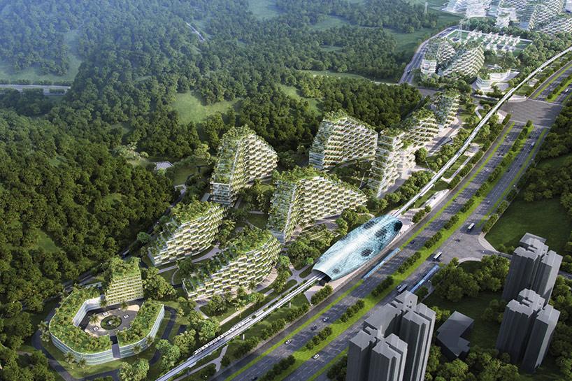 Проект предполагает строительство жилья на 30 тыс. человек, а также офисы, отели, больницы и школы. «Лесной город» планируется построить за три года и сдать в эксплуатацию в 2020 году