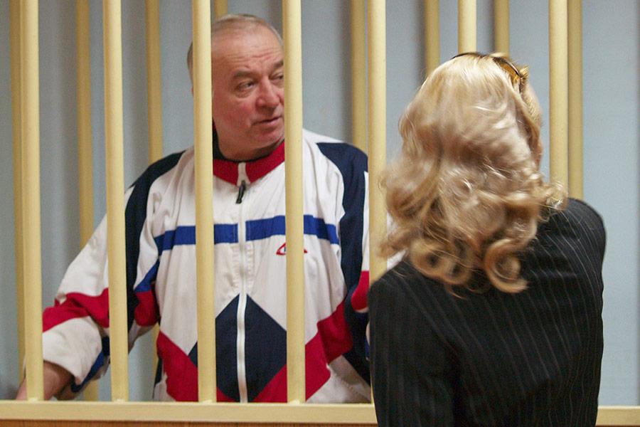 Фото:Пресс-служба Московского окружного военного суда / ТАСС