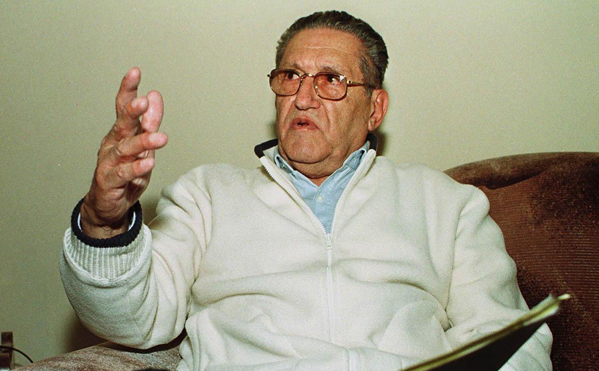 Луис Гарсиа Меса