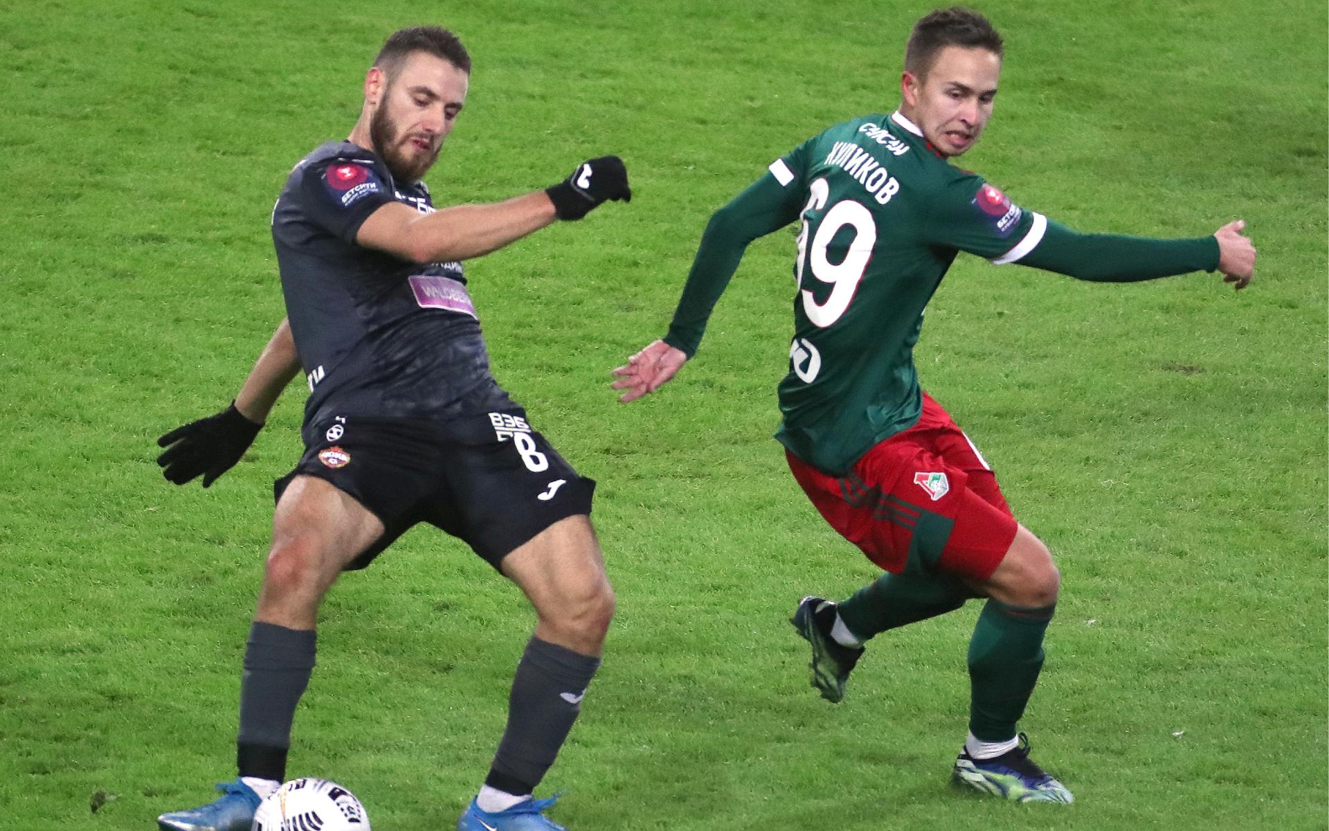 Фото:Никола Влашич (слева, Сергей Фадеичев/ТАСС)
