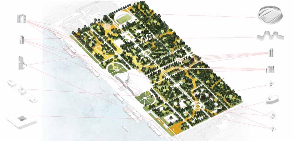 Проект планировки территории