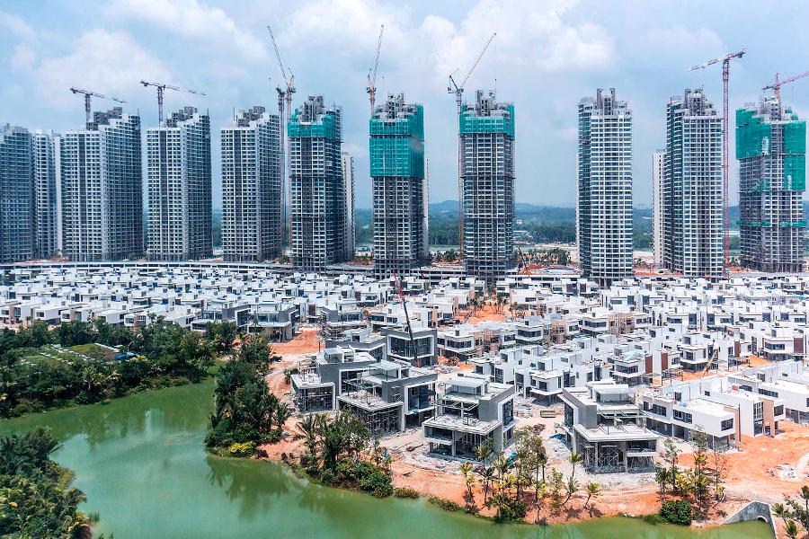 Forest City, Малайзия