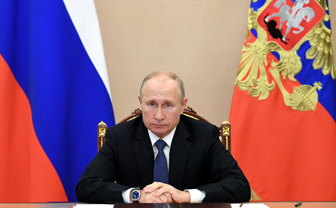 Putin tapşırdı: Uşaqlı ailələrə birdəfəlik ödəniş ediləcək