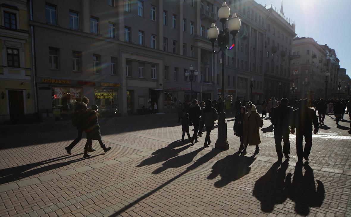 Погода в Москве 8 марта обновила рекорд тепла :: Общество :: РБК