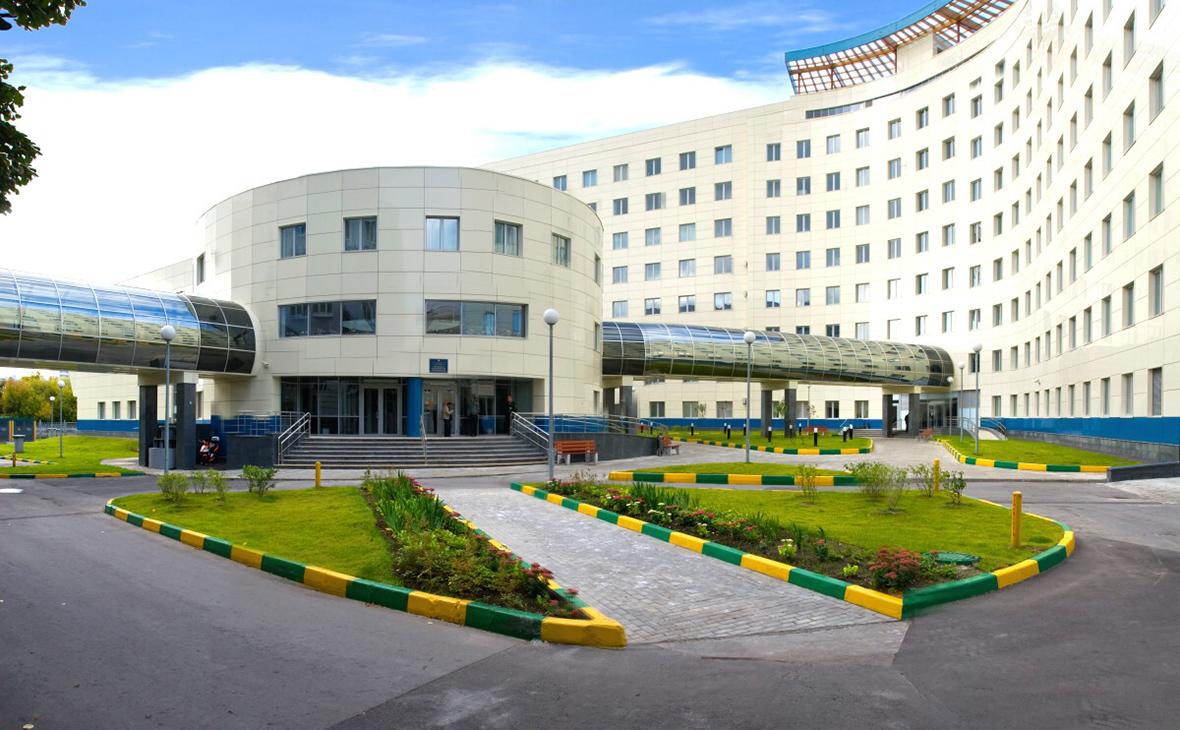 Московская городская клиническая больница №24