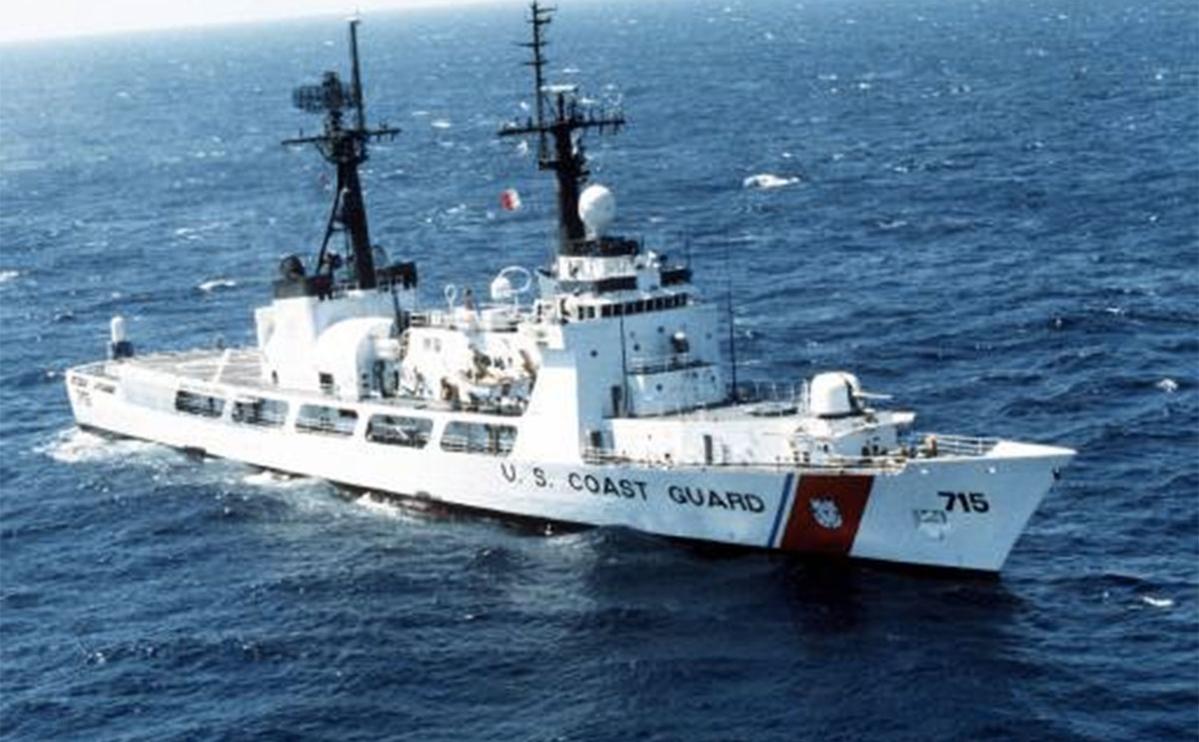 Катер береговой охраны США зашел в Черное море