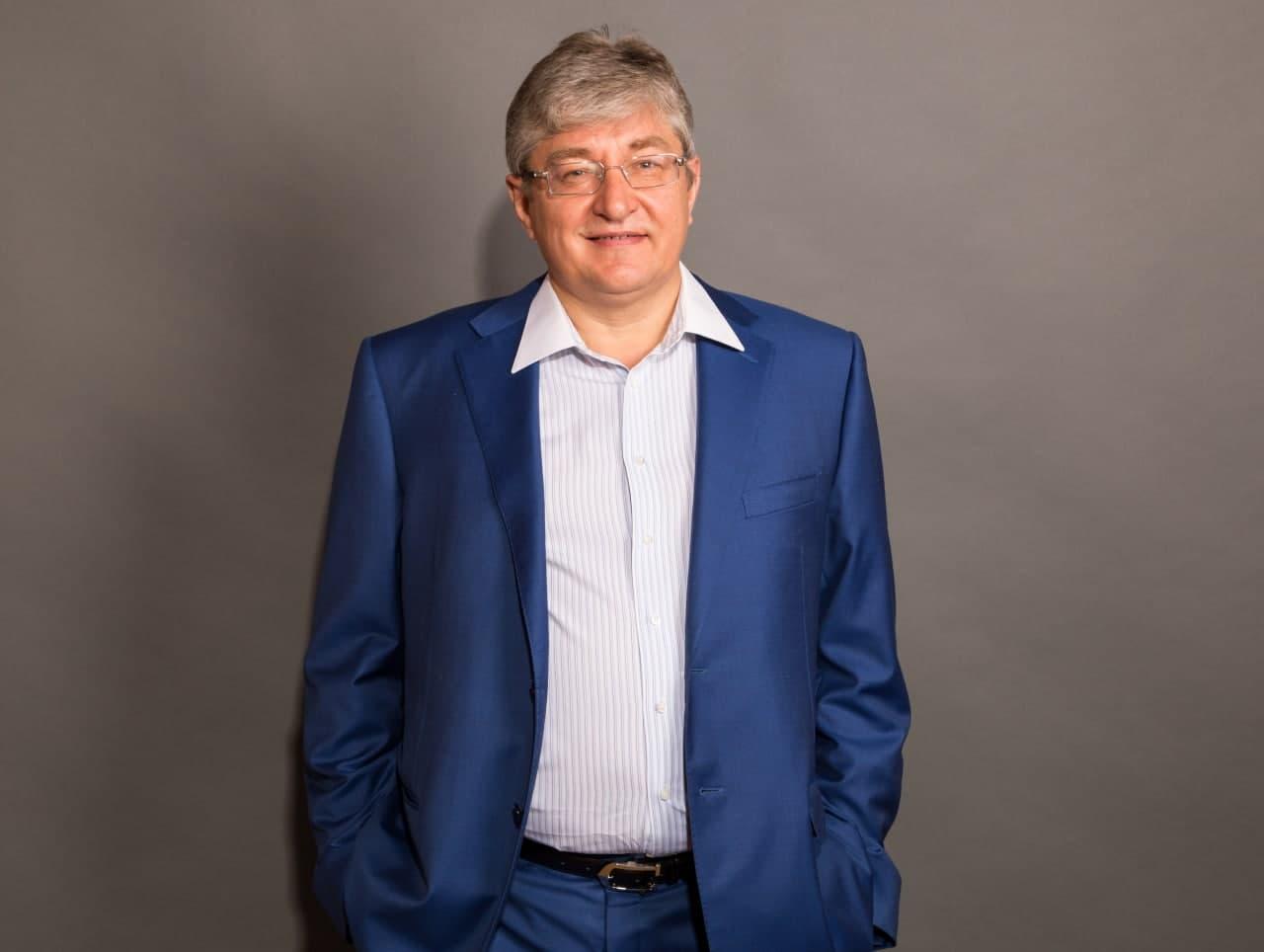 учредитель АО «Фирма «Август» Александр Усков