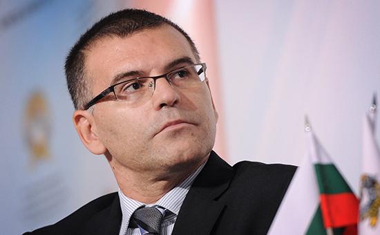Экс-глава Российской экономической школы (РЭШ) Симеон Дянков