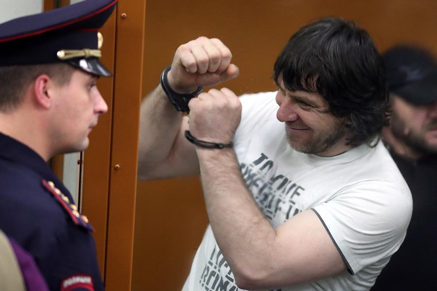 Тамерлан Эскерханов