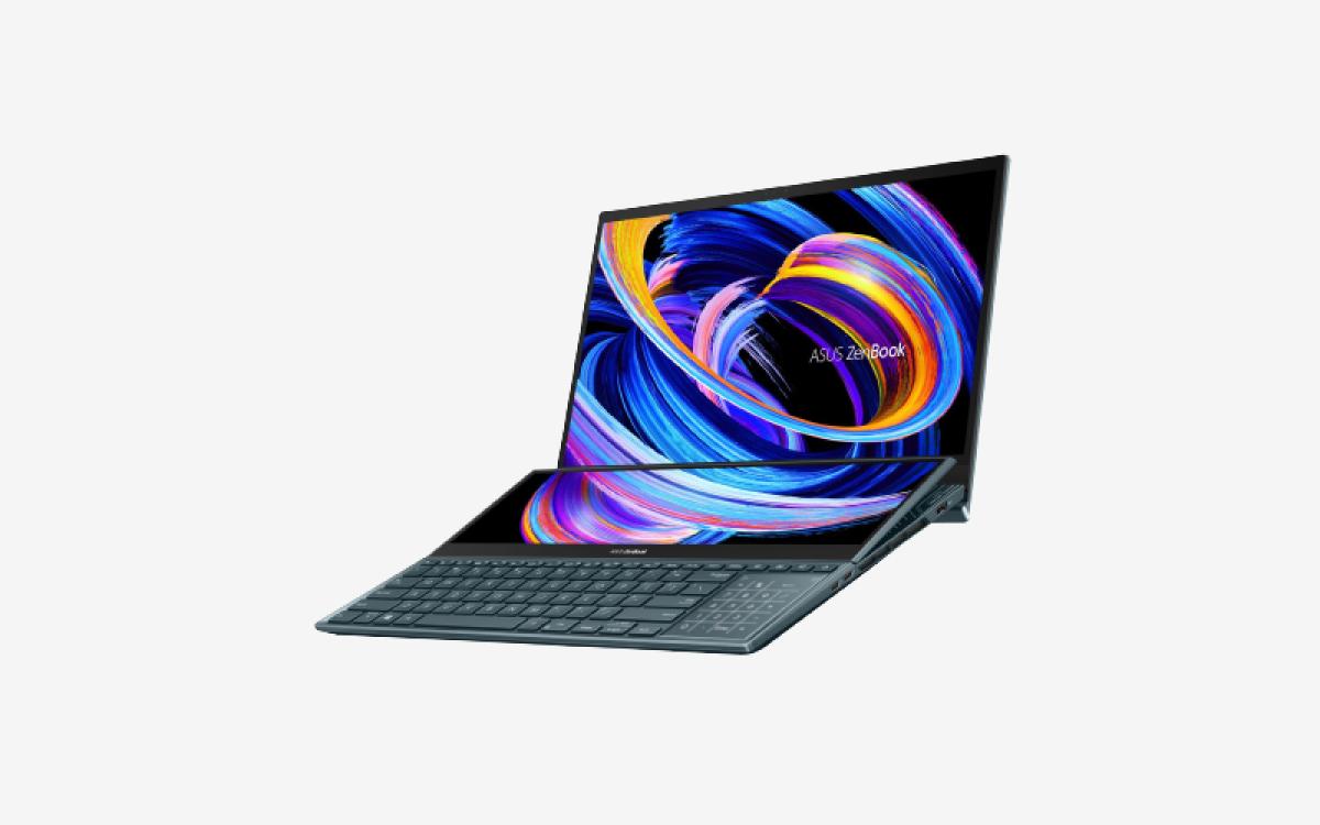 ASUS Zenbook Pro Duo 15 UX582
