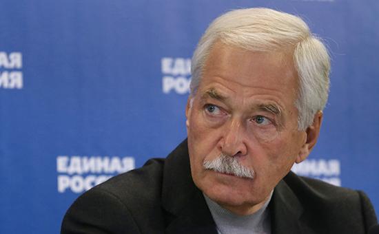 Грызлова назначили представителем России в контактной группе по Украине