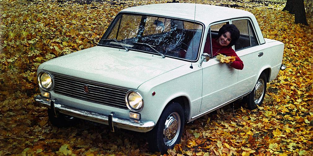 ВАЗ-2101 (супругзаместителя минобрнауки Инны Биленкиной)