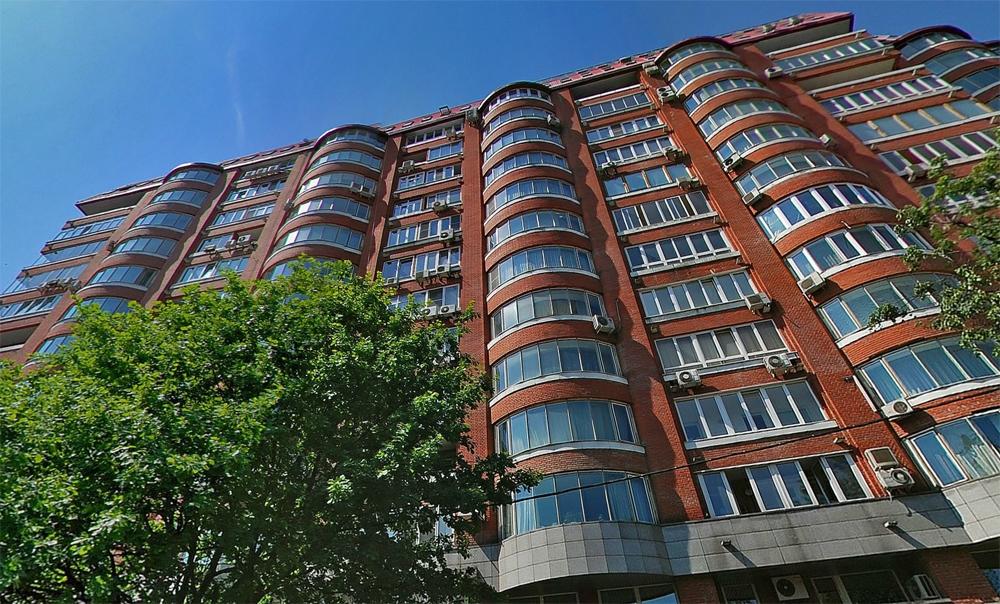 Вересаева ул., д. 6. 1994 года постройки. 109 квартир. Квартира 235 кв. м - $2 350 000
