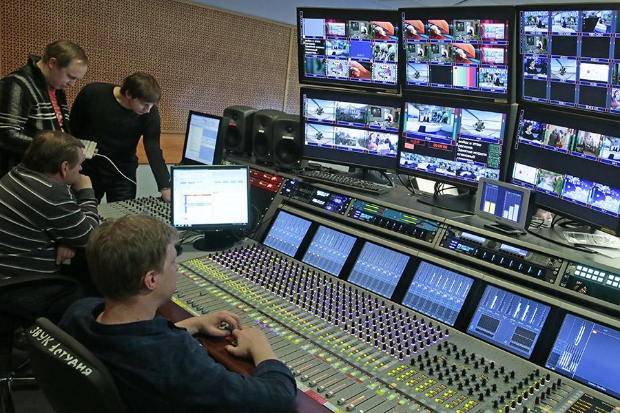 Производство программ «Первого канала»