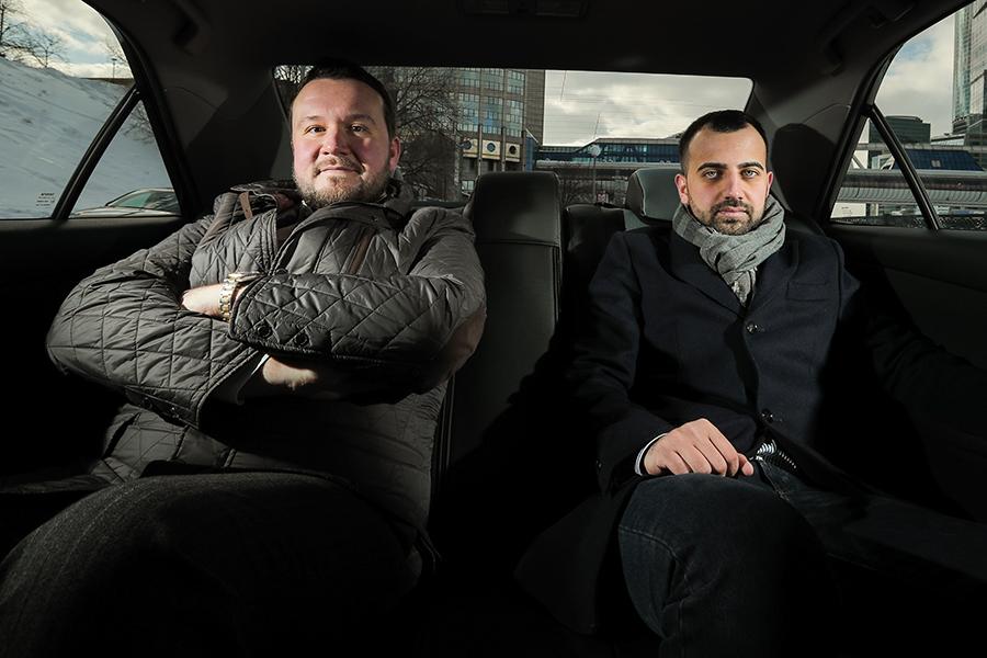 Сергей Алумов и Николай Шестаков