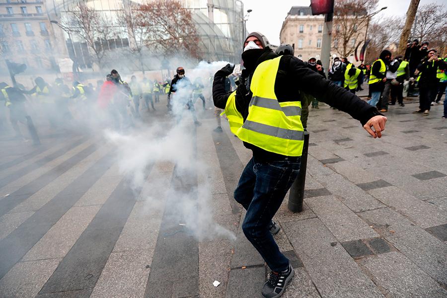 Фото:Ian Langsdon / EPA / ТАСС