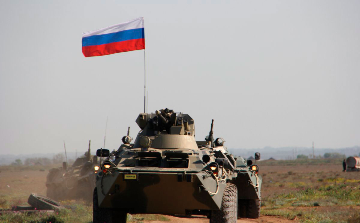 В МИД обвинили Киев в использовании учений российских военных