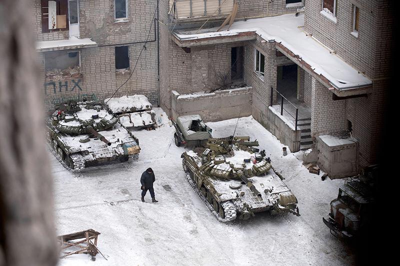 Фото:Евгений Малолетка/AP