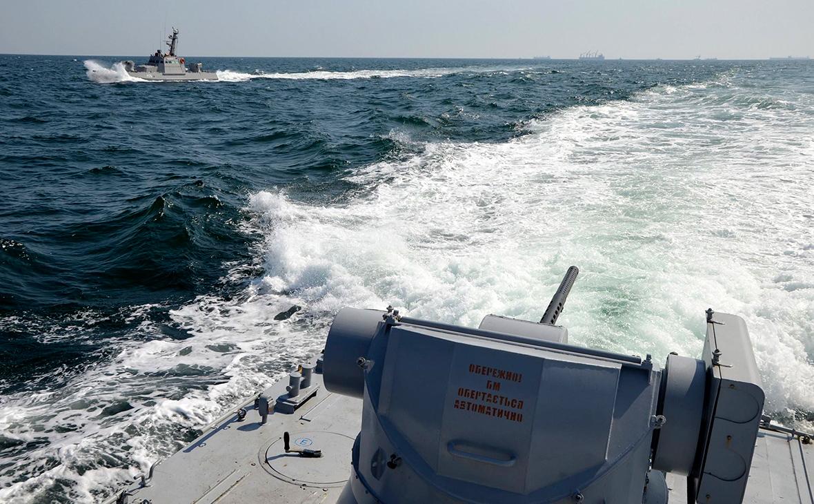 Фото:Ukrainian Navy Press Service via AP