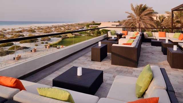 Beach House Rooftop в Абу-Даби