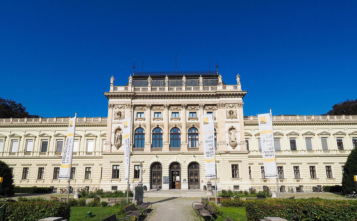 Грацский университет имени Карла и Франца