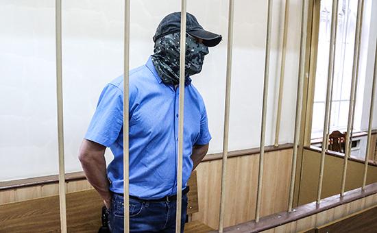 Заместитель начальника управления собственной безопасности Следственного комитета России Александр Ламонов
