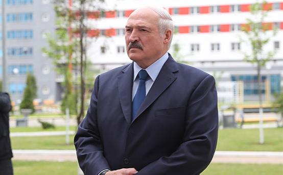 Фото:Пресс-служба президента Белоруссии